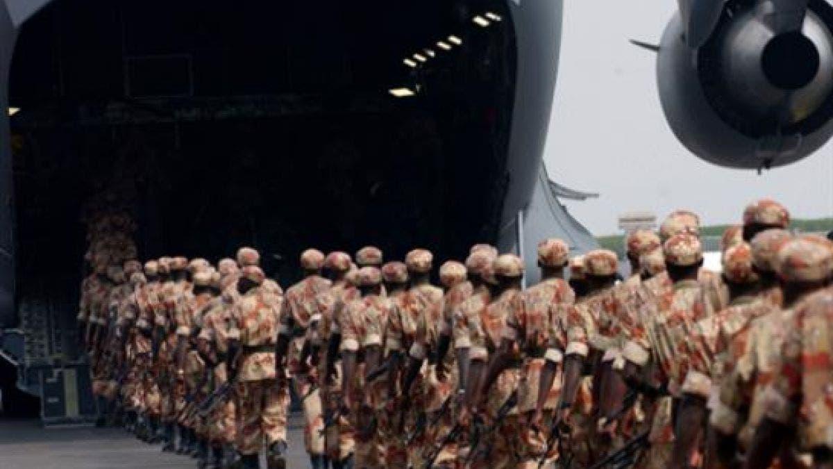 احتجاز جنود سودانيين عائدين من عاصفة الحزم بسبب كورونا