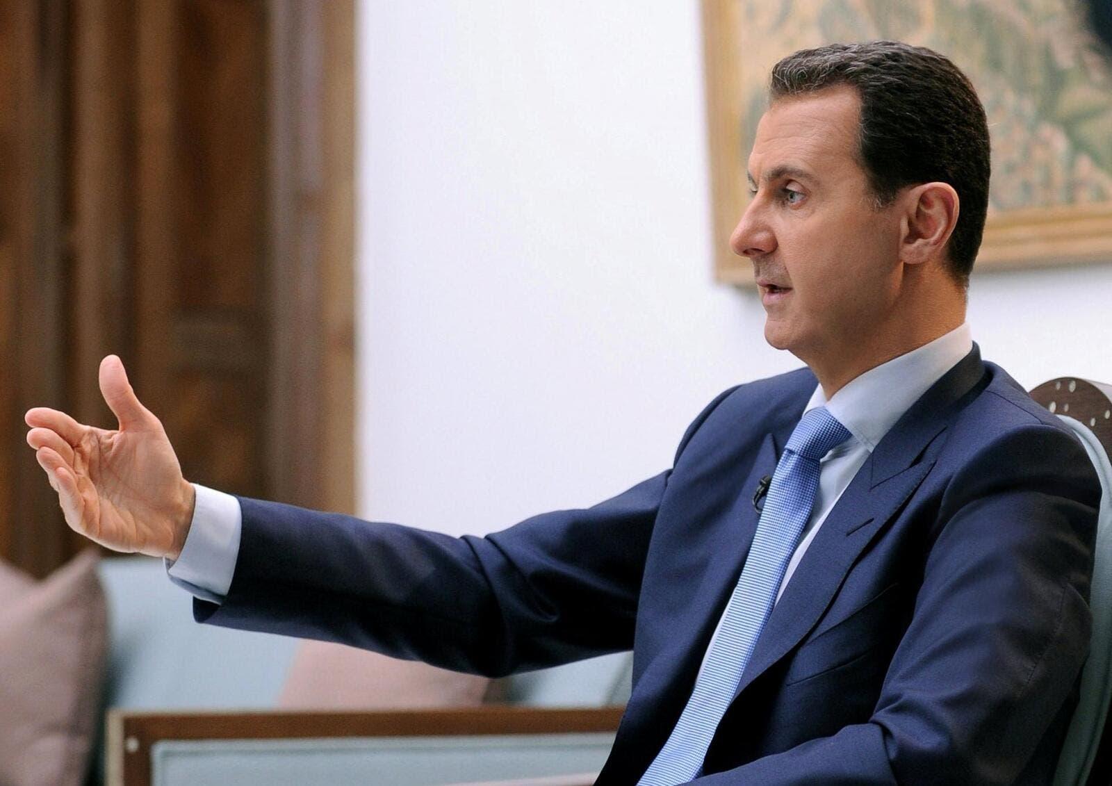 """""""ماس"""" يرحب بتقرير أممي اتهم الأسد بشن هجمات كيميائية عام 2017"""