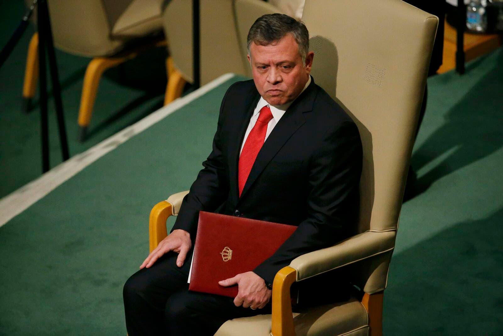 عاهل الأردن يشدد على رفضه للمستوطنات والإجراءات الأحادية