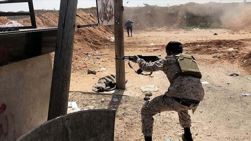 """العثور على جثة مرتزق """"فاغنر"""" جنوبي طرابلس الليبية"""