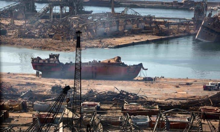شركة متفجرات بموزمبيق: شحنة نترات الأمونيوم بمرفأ بيروت كانت تخصنا