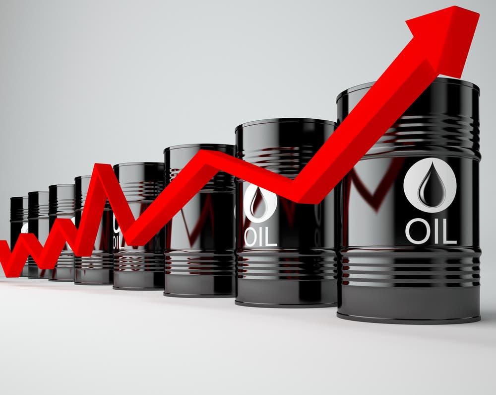 أسعار النفط ترتفع بـ 2% اليوم