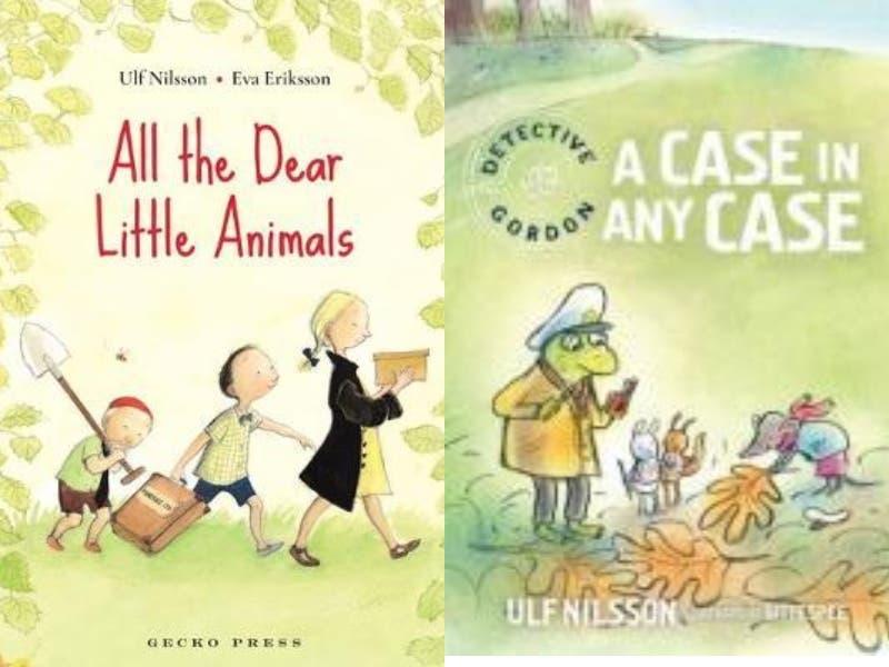 أولف نيلسون مؤلف كتب الأطفال الشهير يرحل عن عالمنا