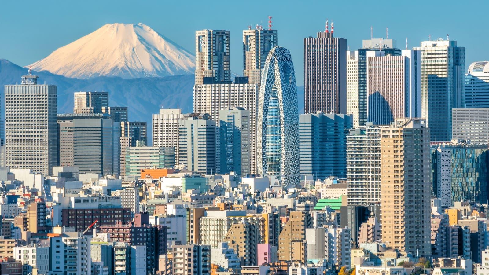 إلى الطبيعة الخلابة المجاورة لطوكيو