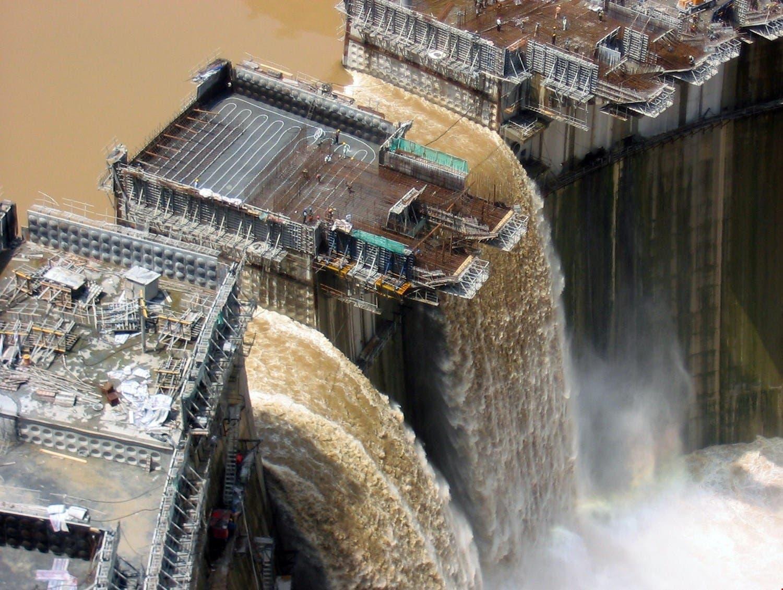 """أثيوبيا تعلن اكتمال مشروع بناء سد السرج التابعة ل""""النهضة"""""""