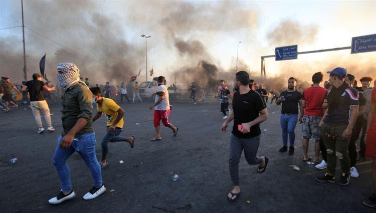 العراق: إطلاق سراح 1648 متظاهرا