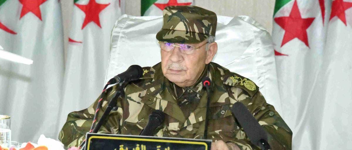 قائد الجيش الجزائري: اكتشفنا مؤامرة لتدمير البلاد