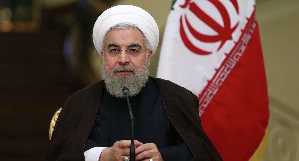 """روحاني: لا مفاوضات مع واشنطن ما لم تظهر """"حسن نية"""""""
