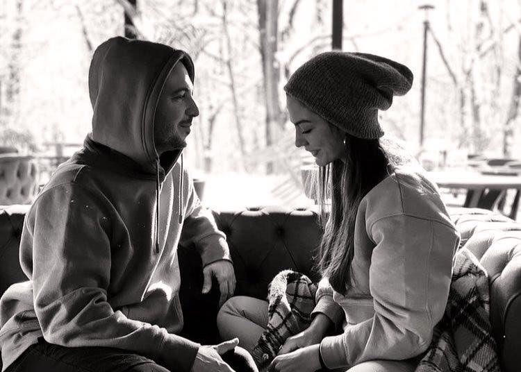 ديميت أوزدمير وحبيبها