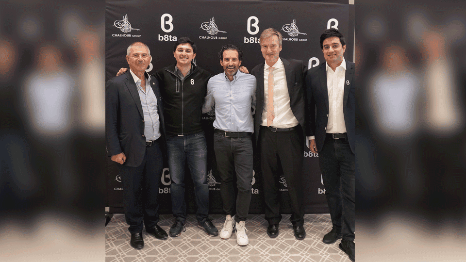 b8ta and Chalhoub Group Bring Next-Gen Retail to the UAE With Official Store Launch in Dubai Mall