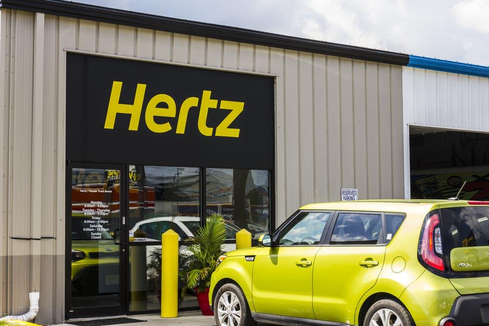 Car Rental Giant Hertz Files for US Bankruptcy Protection