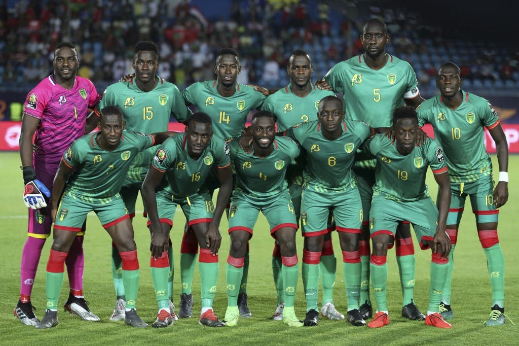 منتخب موريتانيا للمرة الأولى في كأس الأمم الإفريقية
