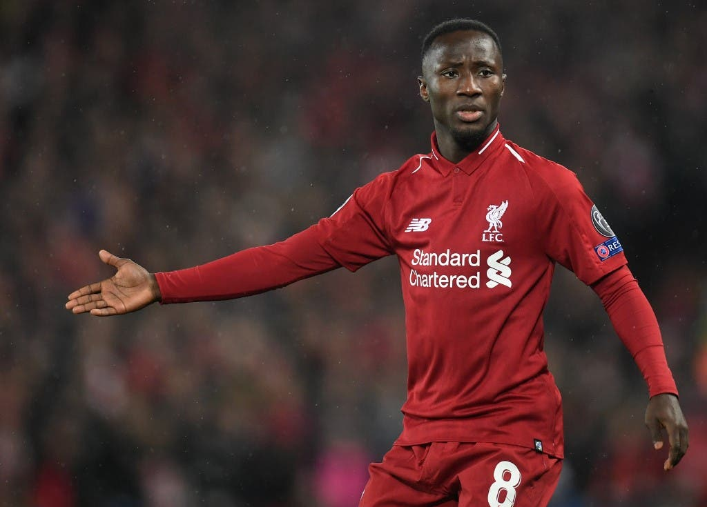 Keita Revelling in Role as Salah's 'Little Brother' at Liverpool