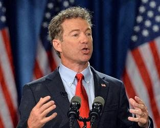 Rand Paul (Michael B. Thomas/AFP/Getty Images)