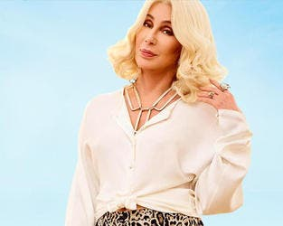 Cher is to release Dancing Queen an album of ABBA covers this Friday(Source: Cher / Instagram )