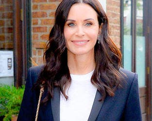"""Courteney Cox """"doesn't see"""" a 'Friends' reunion happening (Source: cox.courteney / Instagram )"""