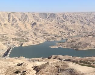 The agreement would help reduce water losses and provide citizens with more water, adding that the first phase of the project, worth 35 million euros, will focus on improving infrastructure in Irbid and Ramtha. (Shutterstock)