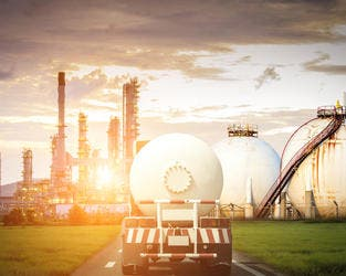The LPG industry continues to enjoy sustainable growth in China where LPG is used for domestic use and the growing petrochemical sector. (Shutterstock)