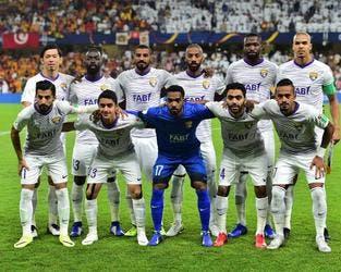 Al Ain squad