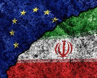 EU nations create workaround to US sanctions on Iran. (Shutterstock)