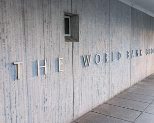The World Bank announced Saturday a $300 million loan to Egypt for complementing the current ''Sustainable Rural Sanitation Services Program''. (Shutterstock)
