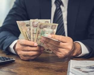 Nearly two-thirds of UAE residents expect a salary increase in this year following a year of wage stagnation in 2018. (Shutterstock)