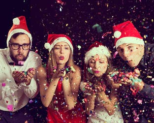 Food, festivals and fashion make for the ultimate December weekend (Shutterstock)