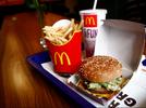 وجبة من ماكدونالدز