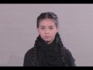 الطفلة اليمنية ندى الأهدل
