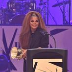 Janet Jackson at a previous event this year. (Source: AFP)