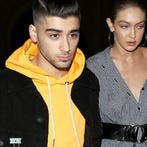 Rumour has it: Zayn Malik reportedly slept with a 41-year-old masseuse just weeks after he split up with supermodel Gigi Hadid in March (pictured last year) (Source: Beretta - Sims - REX - Shutterstock)