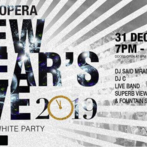 A New Year's Eve to remember in Dubai