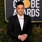 Rami Malek's name and his film made it to four out of five of Twitter's 'Golden Globes Top Social Moments' lists (Source: Featureflash Photo Agency - Shutterstock)