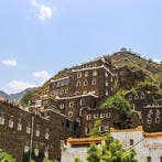 The village of Rijal Alma had won the Prince Sultan bin Salman Award for Urban Heritage in 2007 and has become a tourist destination for those visiting the region of Asir. (Shutterstock)