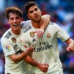 آسينسيو يسجل مرتين ويقود ريال مدريد لفوز سهل