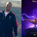 Aladdin will be released May 24, 2019 (Source: will smith / Instagram )