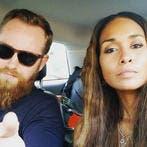 Katie Rost and her husband. (Katie Rost/ Instagram)
