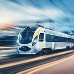 With a speed of up to 300 kilometers per hour, the electric trains on the line will carry around 60 million passengers per year. (Shutterstock)
