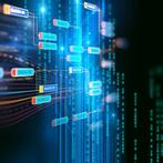 Saudi Arabia, like so many other nations and private sector enterprises, is still finding its feet, but is determined to put blockchain at the core of its operations. (Shutterstock)