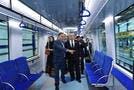 دبي تزود المترو بقطارات من شركة تلعب دورا أساسيا في تهويد القدس!