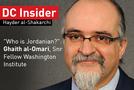 Ghaith al-Omari, a senior fellow in The Washington Institute's Irwin Levy Family Program (Al Bawaba)