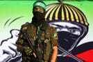 Hamas has vowed to continue organizing weekly demonstrations along the Gaza-Israel buffer zone. (AFP/File)