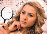 Bulgarian television journalist Viktoria Marinova (Twitter)
