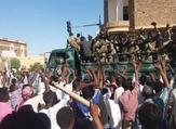 شكل الاحتجاجات الحالية أكبر تحد يواجهه البشير منذ نحو 30 عاما من الحكم