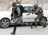 Israeli army raids West Bank Palestinian camp after occupation soldier death. (AFP/File)