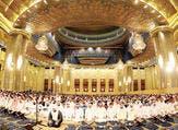 صورة من داخل أحد المساجد الكويتية