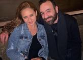 نيللي كريم مع عمرو سلامة
