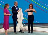 Lorraine viewers were left divided on Thursday morning when a segment showed a model with her bare chest out to discuss how to check for breast cancer (dailymail)