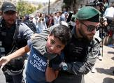 Israel has escalated targeting and arresting children in occupied East Jerusalem  [AFP]