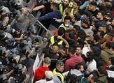 Protest in Lebanon (Twitter)